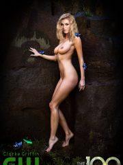 Clarke Griffin Famous Nudes