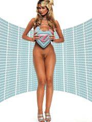 Claudia Schiffer Naked Celebrity Pics