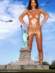 Cobie Smulders Celebrities Naked