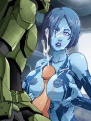 Cortana Naked Celebrity Pics image 3