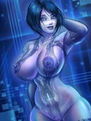 Cortana Free Nude Celebs image 5