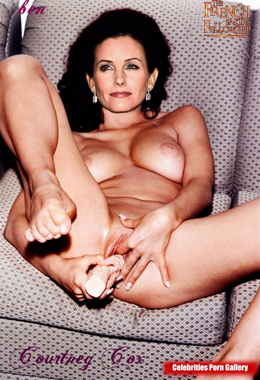 Courteney cox nude, topless pictures, playboy photos, sex scene uncensored