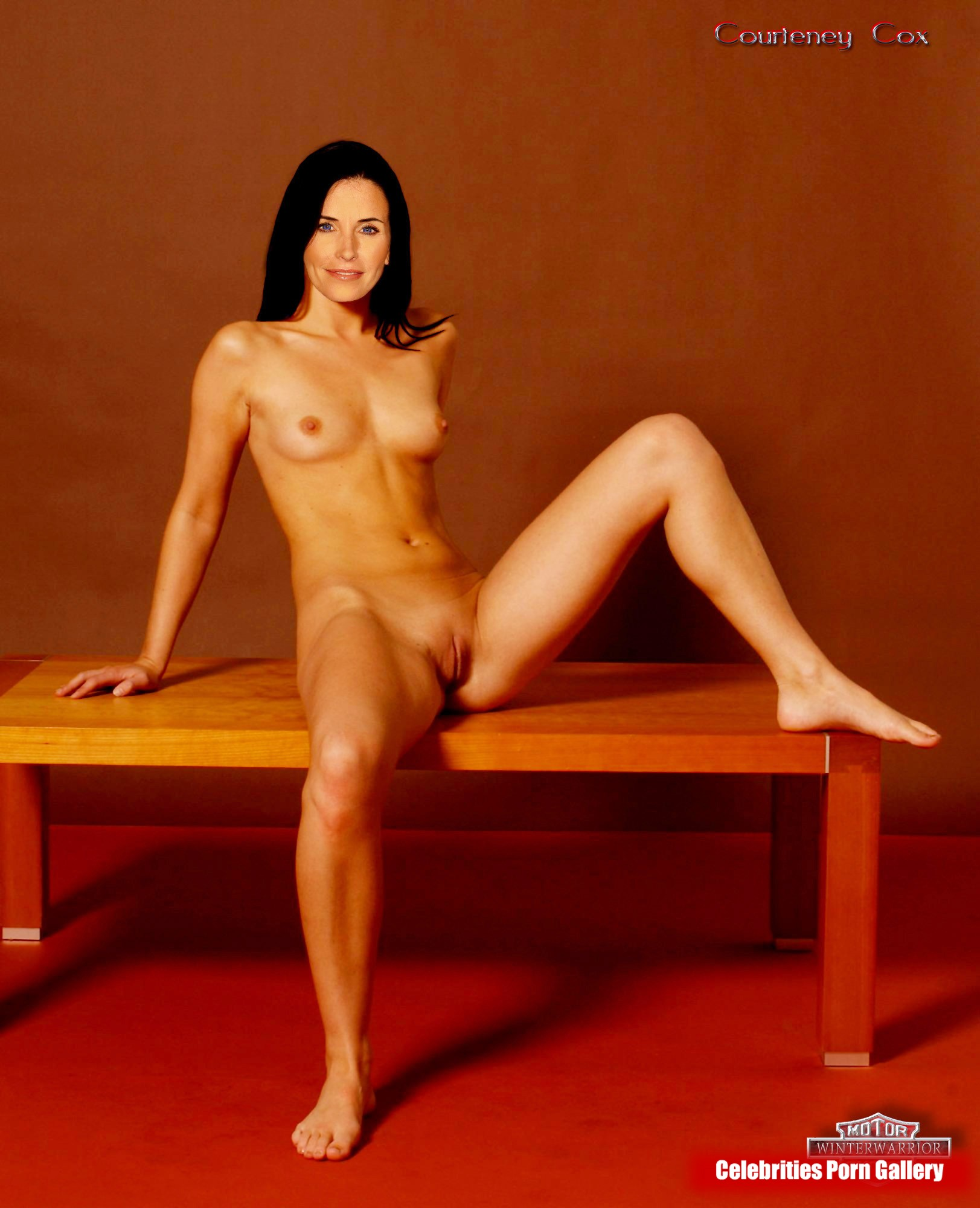 Courtney Cox Fappening