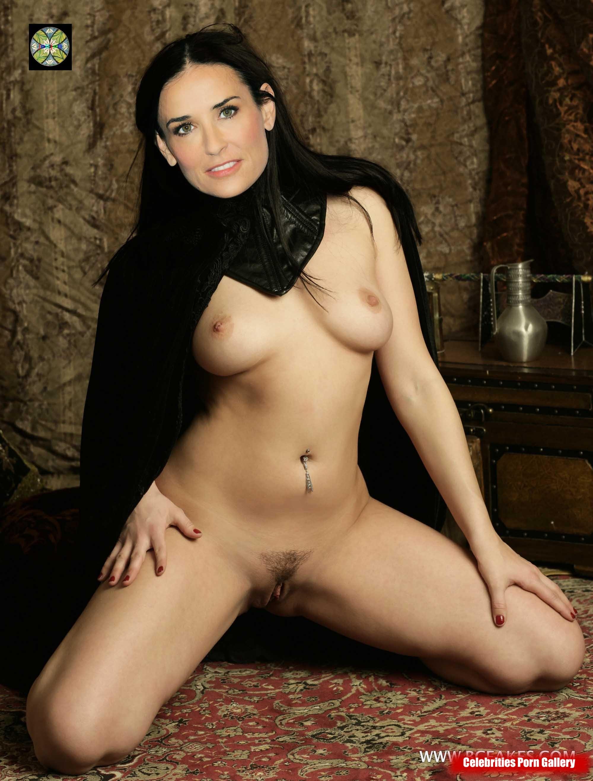 Demi Moore Porn Video