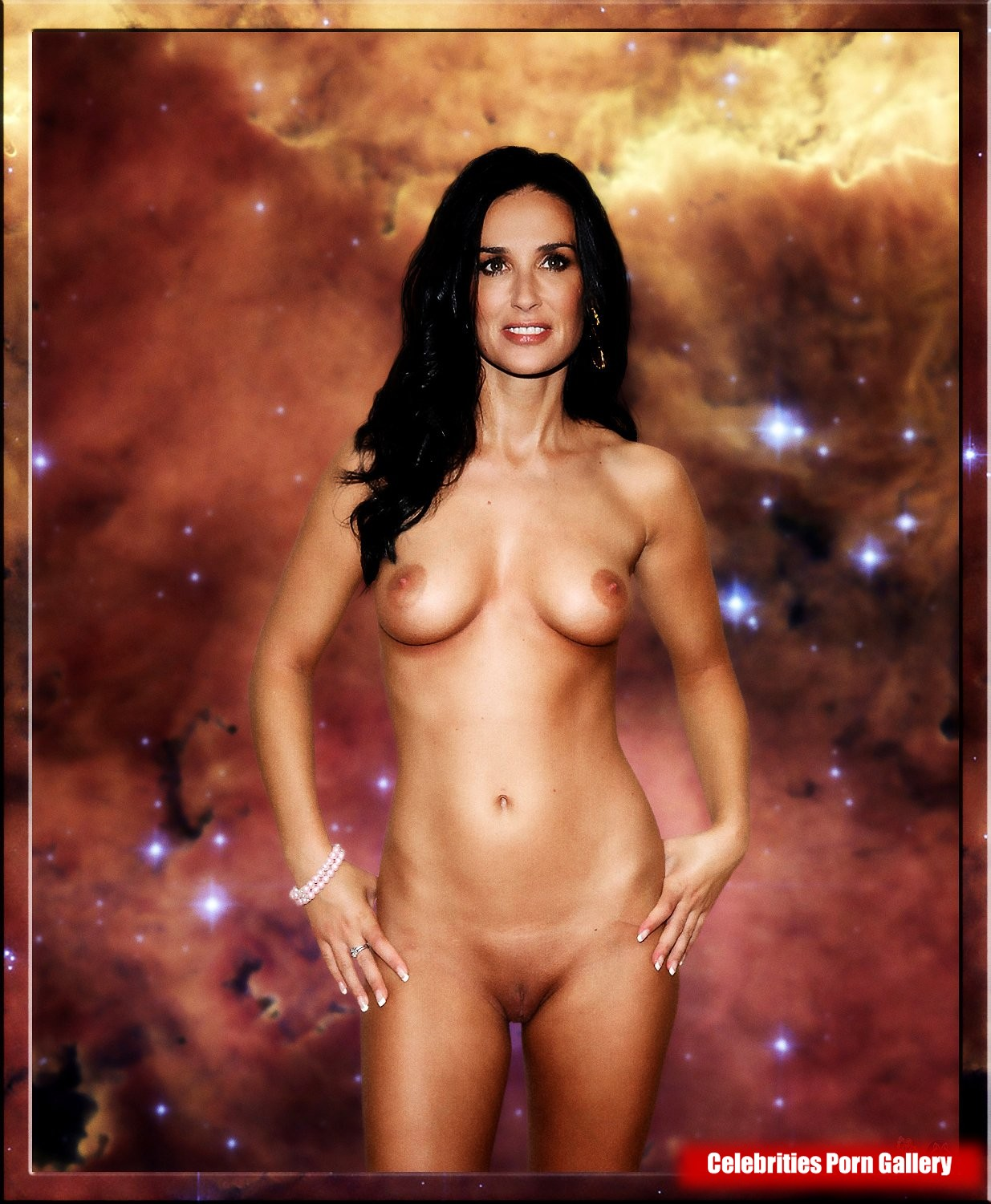Nude pictures of demi moore