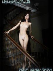 Elaine Cassidy Celebrities Naked