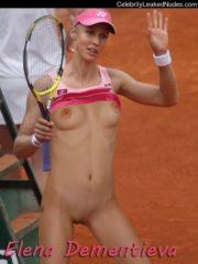 Elena Dementieva naked celebritys free nude celeb pics