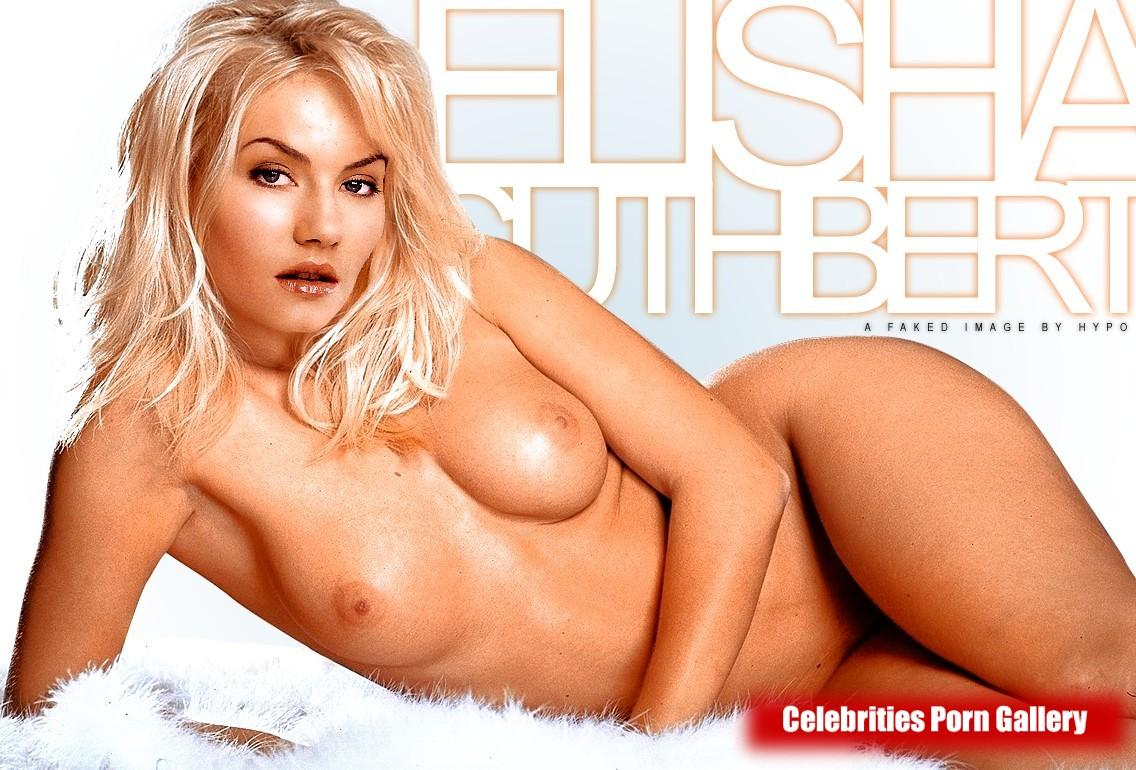 Hot sexy nude elisha cuthbert wallpaper