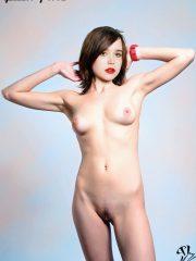 Ellen Page Celebrities Naked