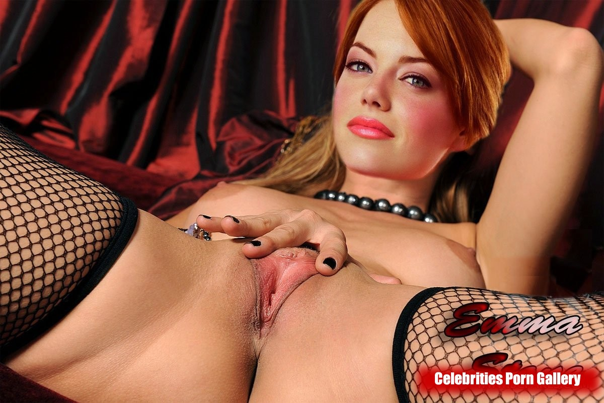 emma stone fake porn video