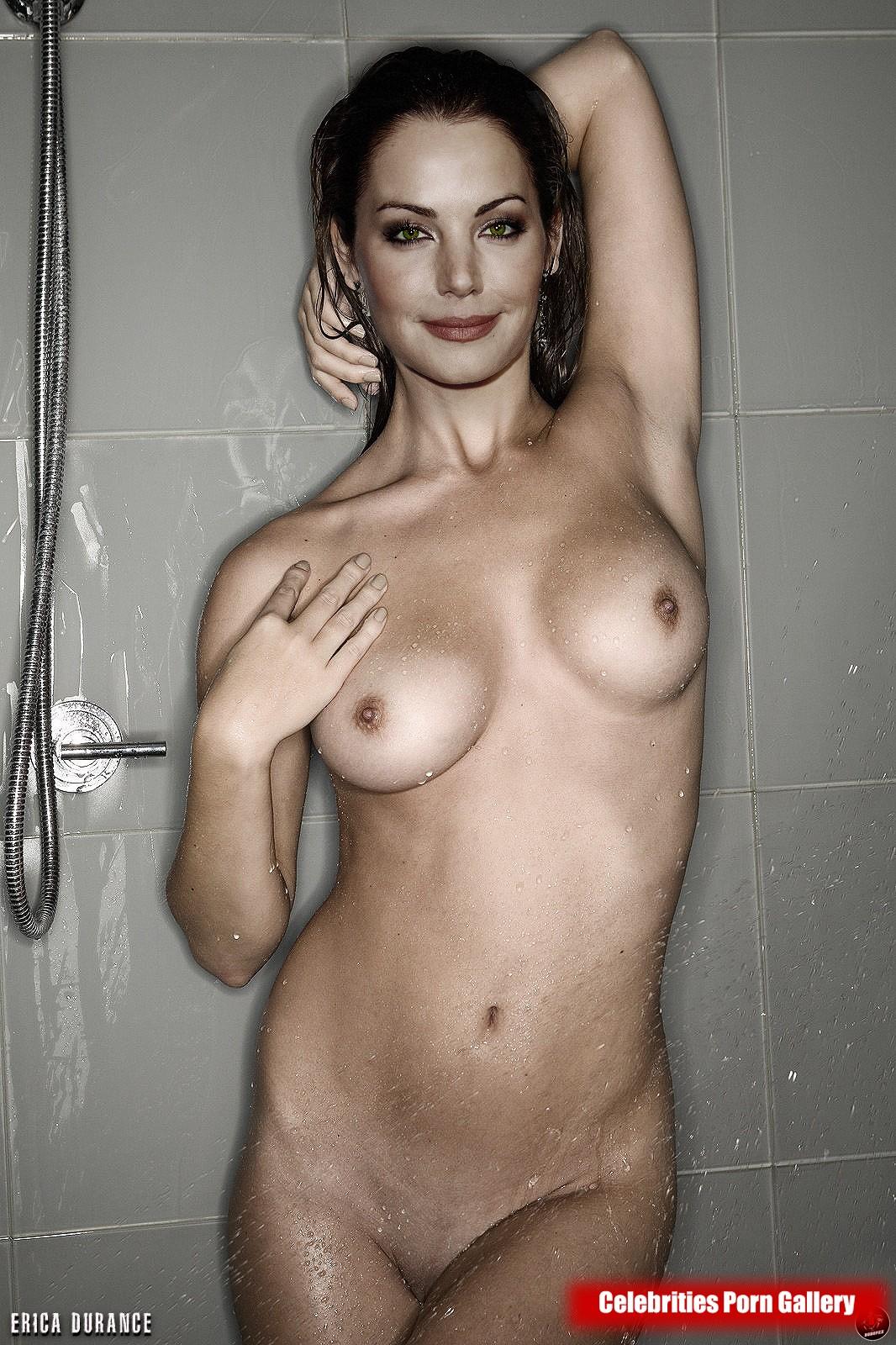 Erica Durance Tits
