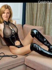 Gabby Logan Naked Celebrity Pics image 12