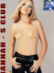 Hannah Spearritt Naked Celebrity Pics image 15