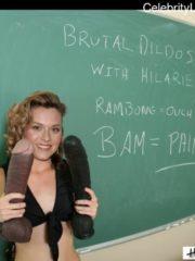 Hilarie Burton Nude Celeb Pics image 5