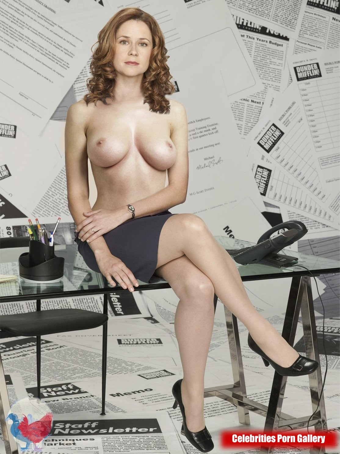 Jenna Ficher Nude