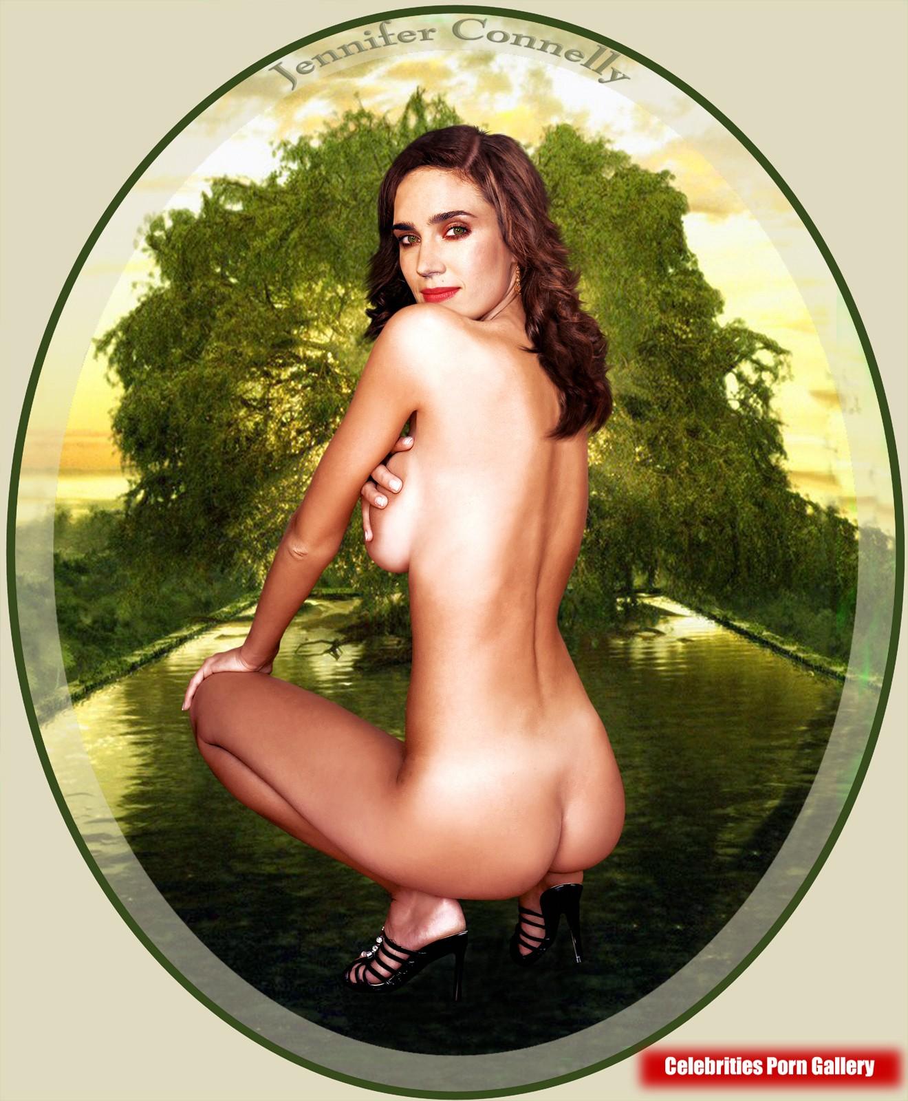 Jennifer Connelly Nude Scene