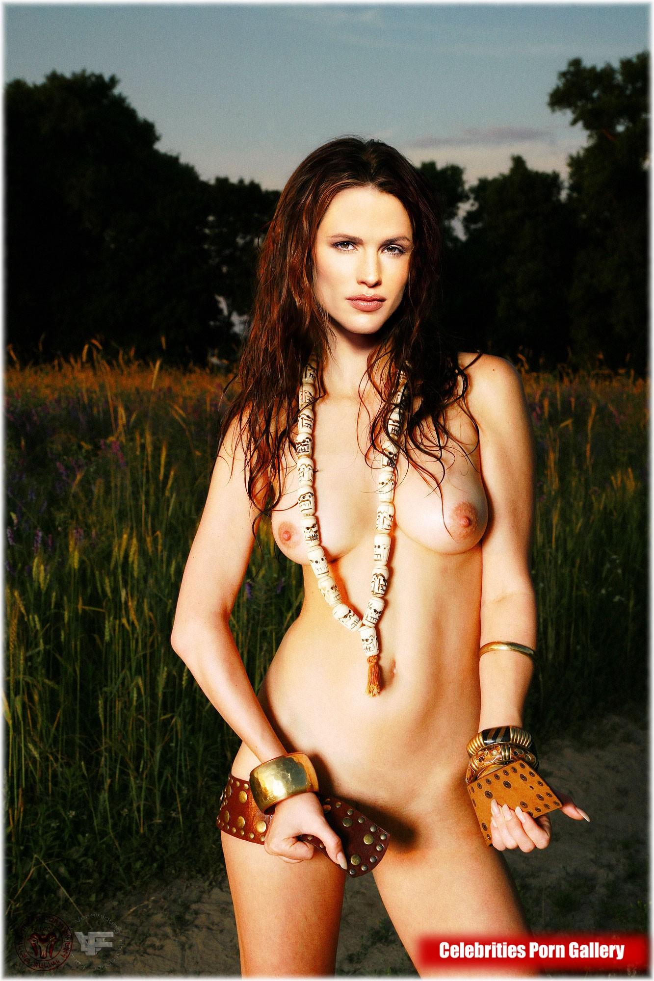 Jennifer garner naked celebrity pics