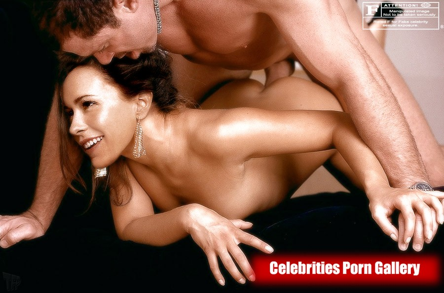 Jennifer love hewitt naked bent over anal