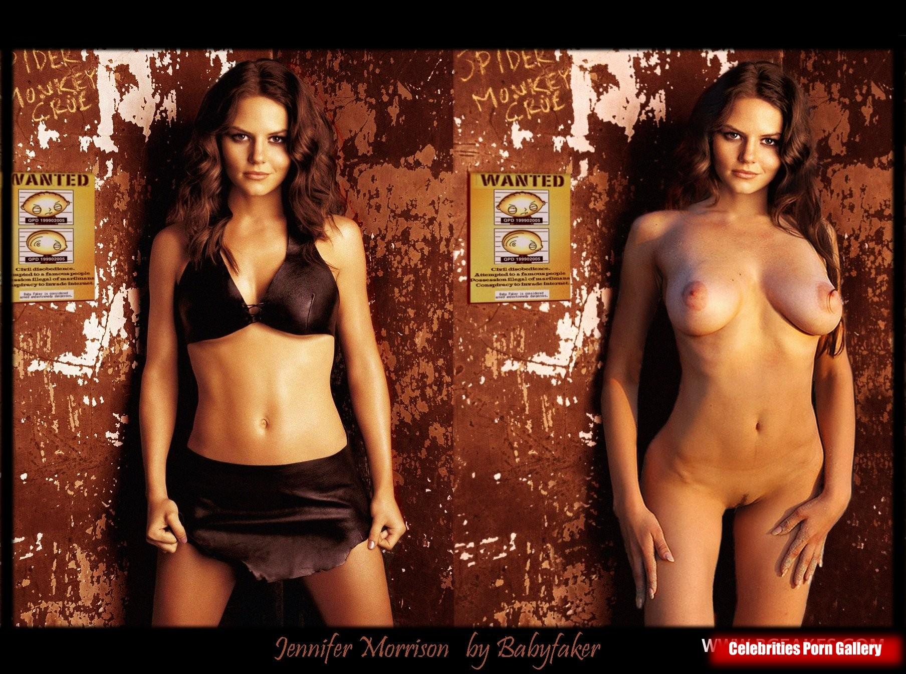 Jennifer morrison naked porn celebrity worship fakes