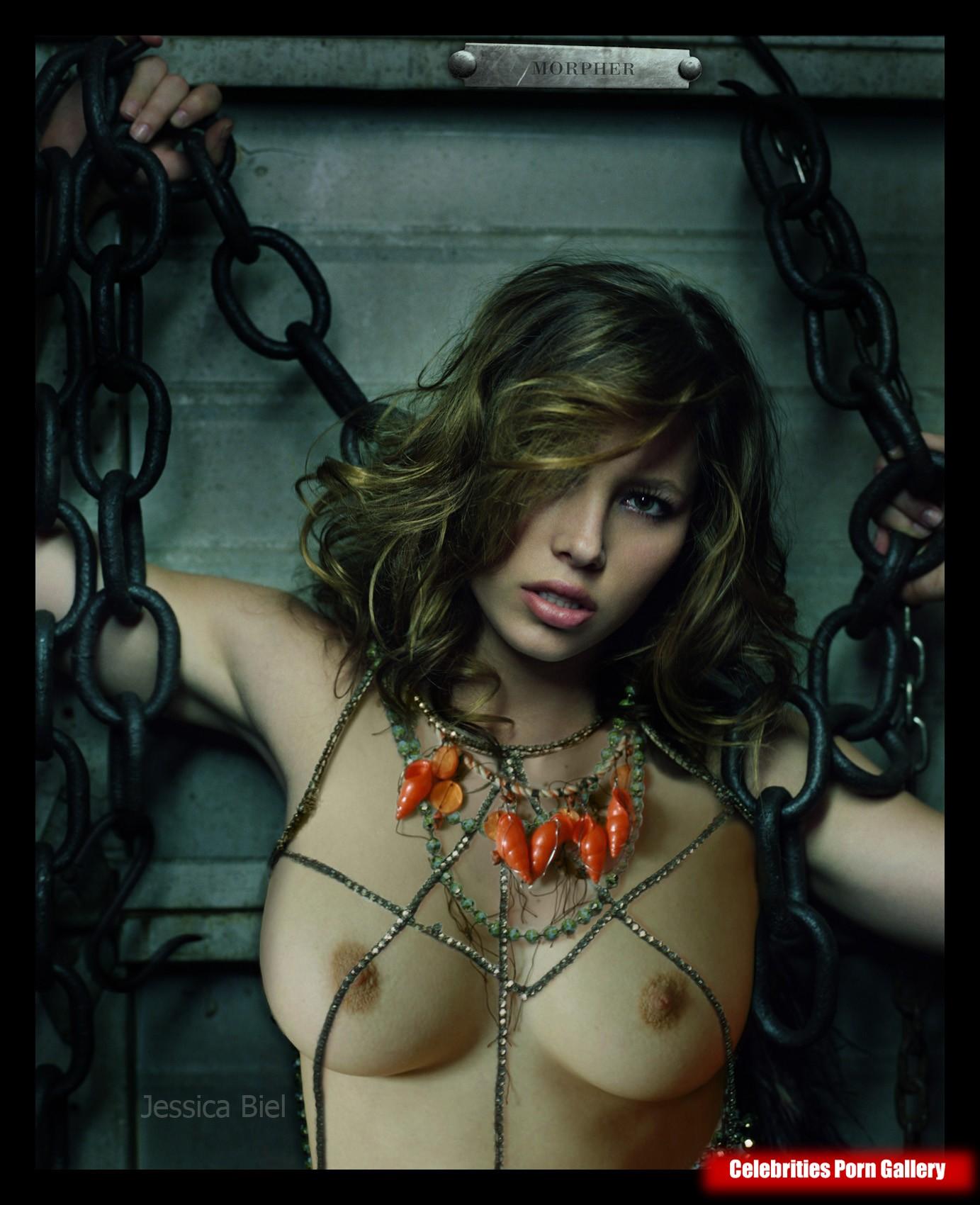 Jessica biel nude topless pics sex pics celebs unmasked