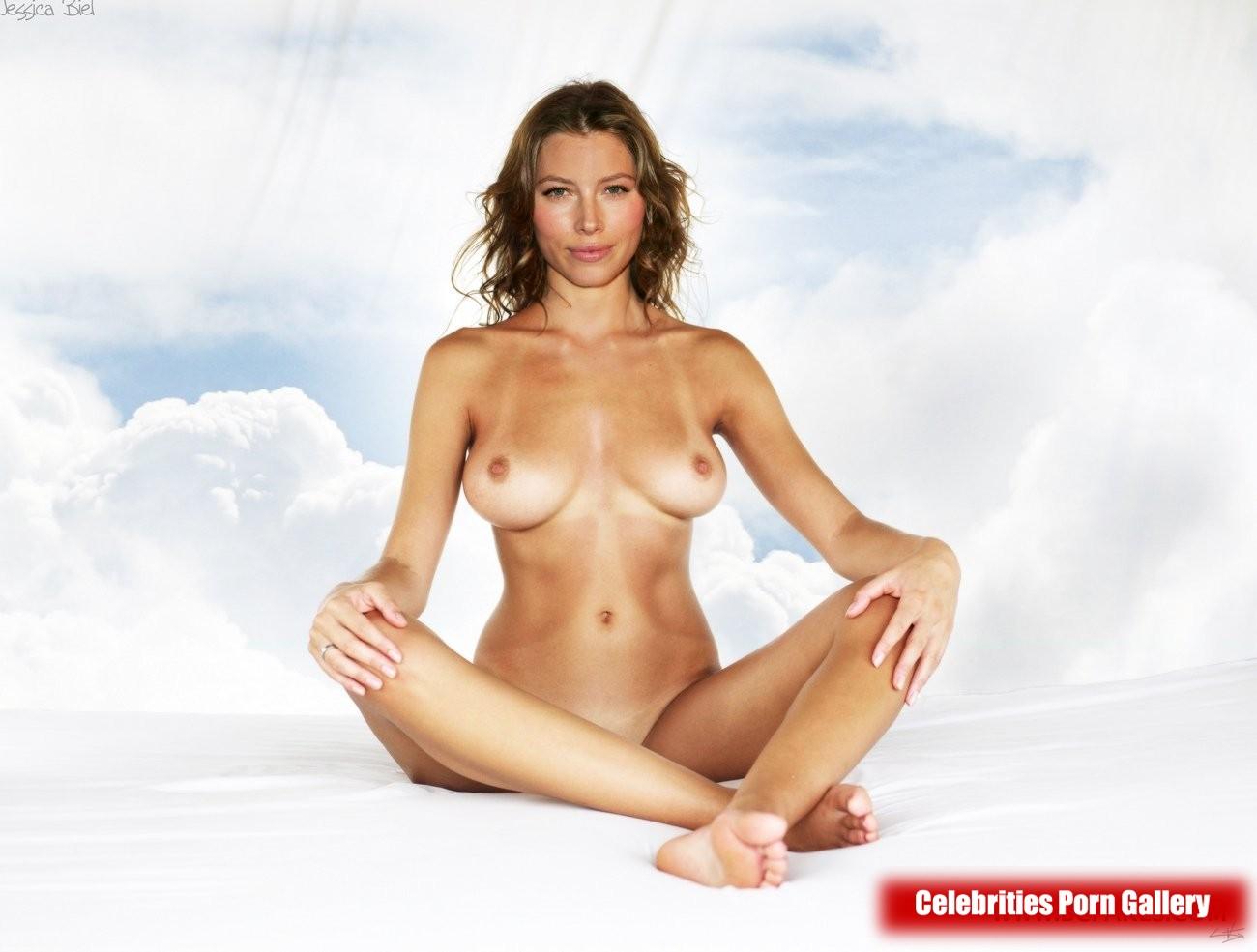 Jessica biel full body nude shots