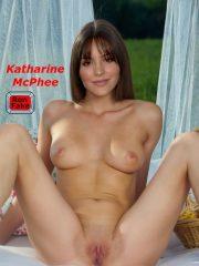 Katharine McPhee nude celeb pics