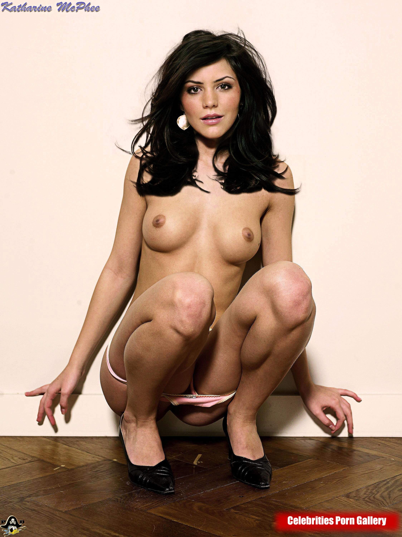 Katharine mcphee hot naked pics