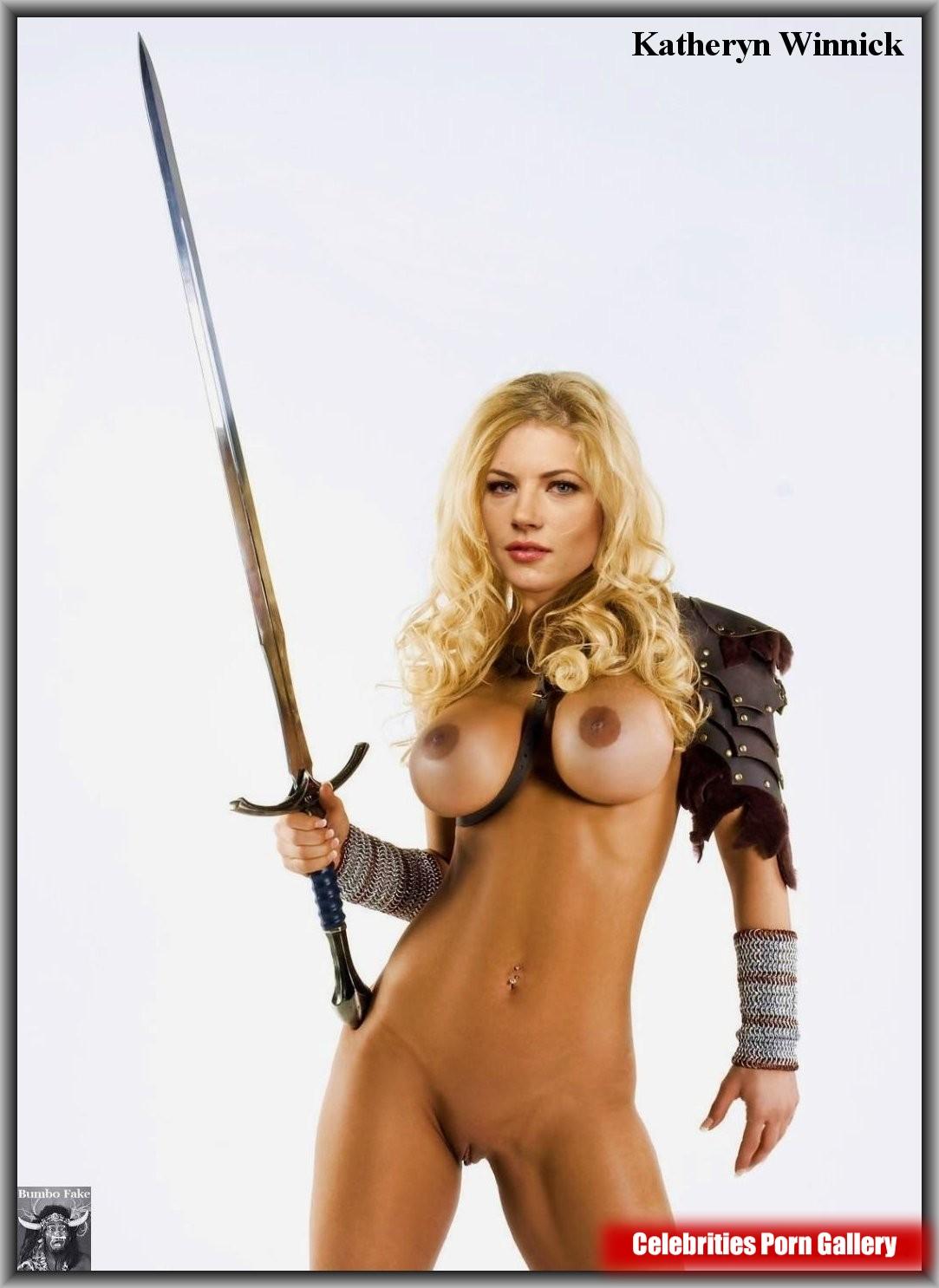 Katheryn winnick nude scene
