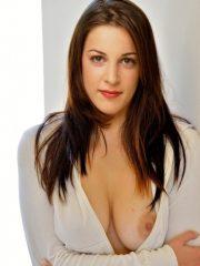 Lindsay Sloane nude celeb pics