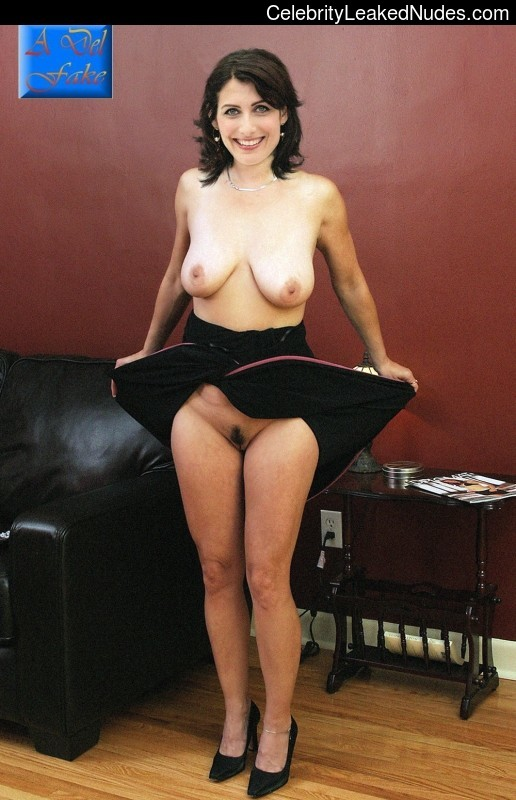 Lisa edelstein naked pictures