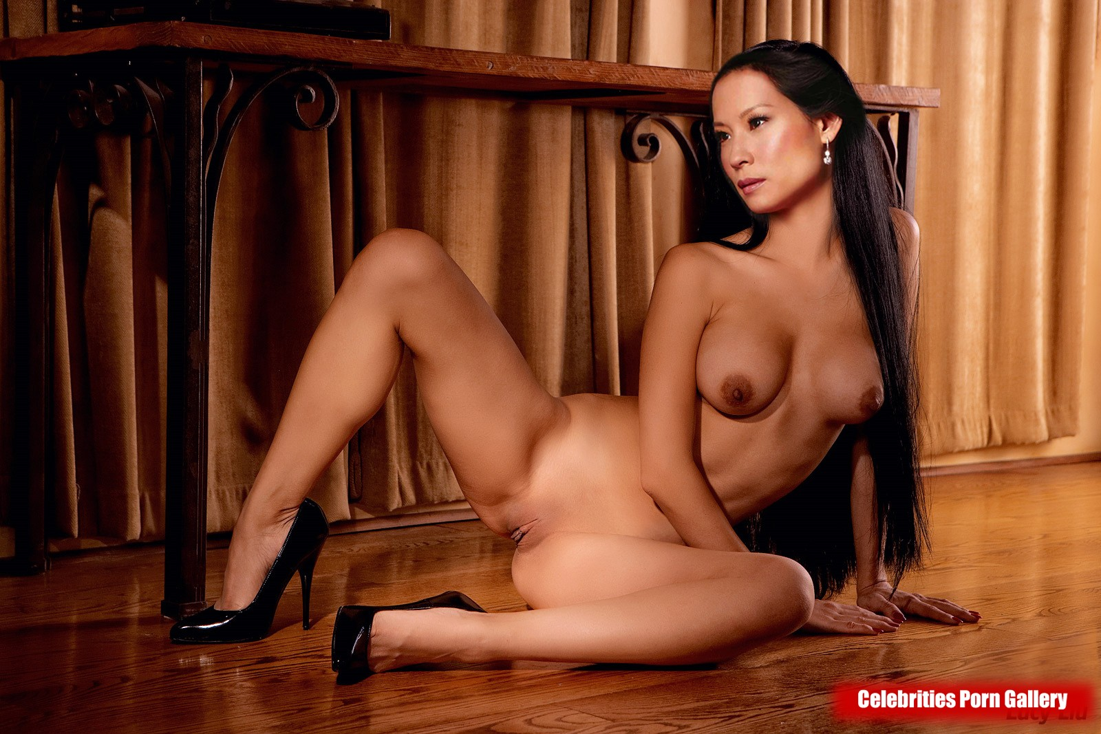lucy liu naked fakes