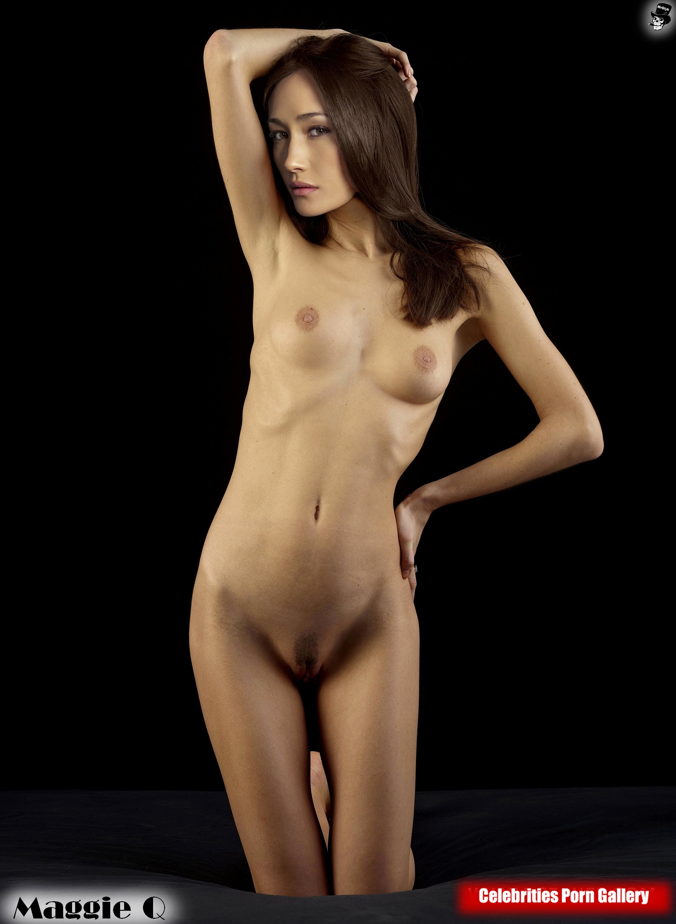 Maggie siff nude photos