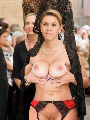 Maria Dolores De Cospe naked celebrities