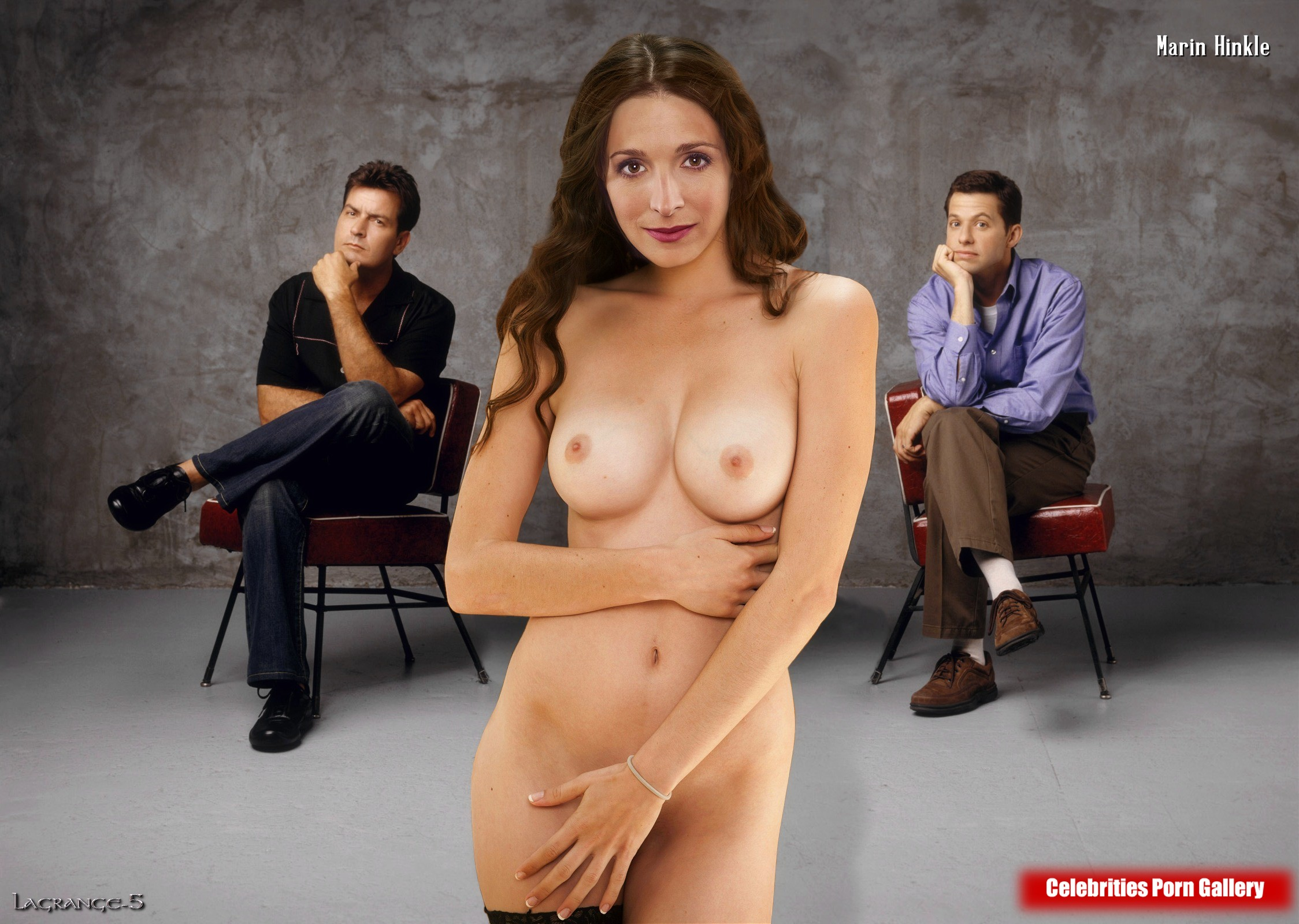 Marin hinkle naked pics or scenes
