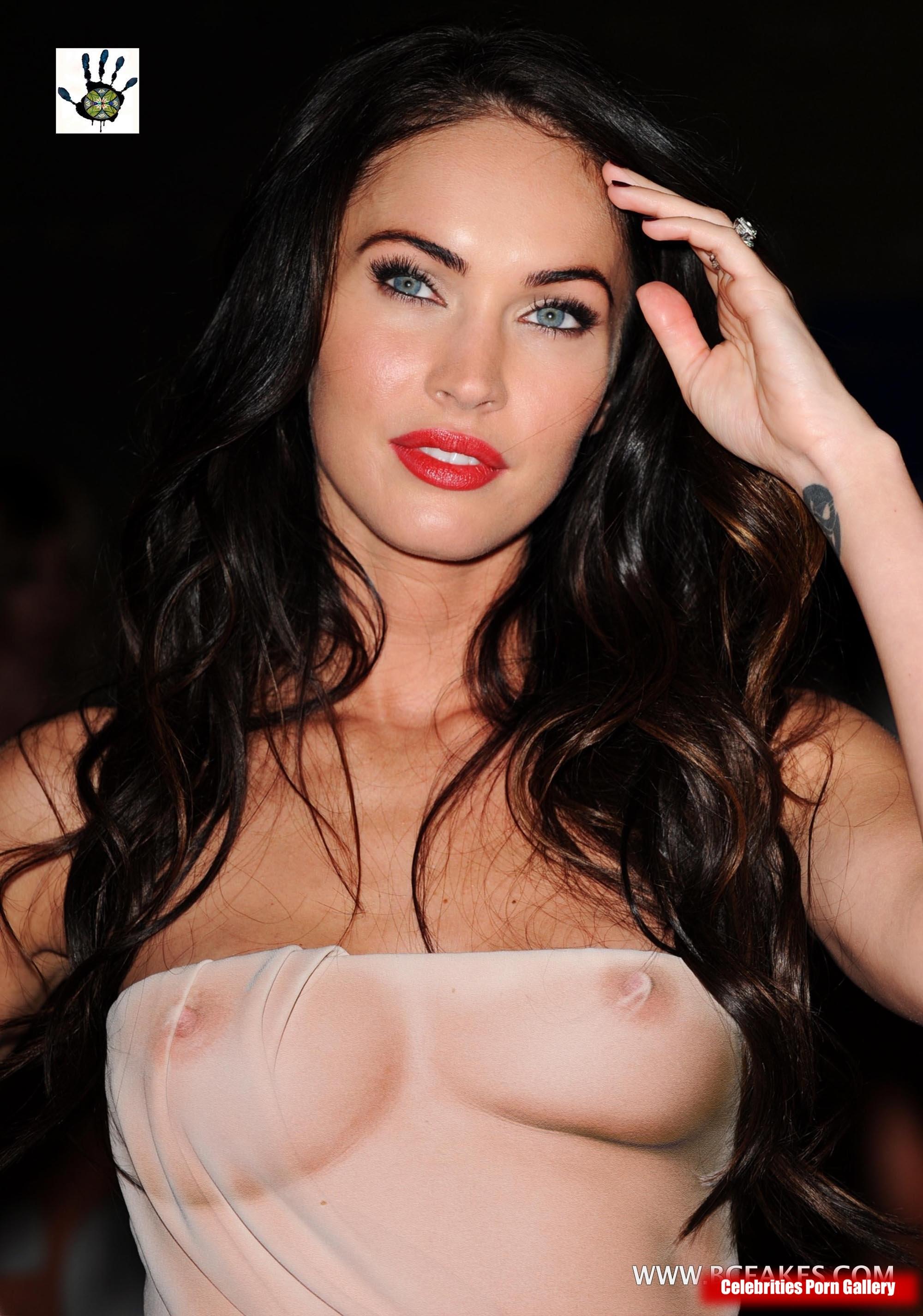 Megan Fox Responds To Nude Hacking Scandal