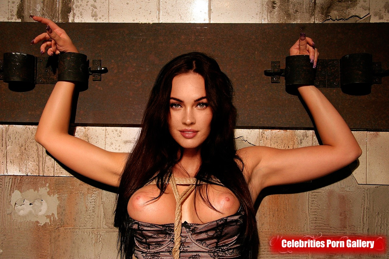 Free nude celebrity pictures megan fox more topless celeb tits exposed