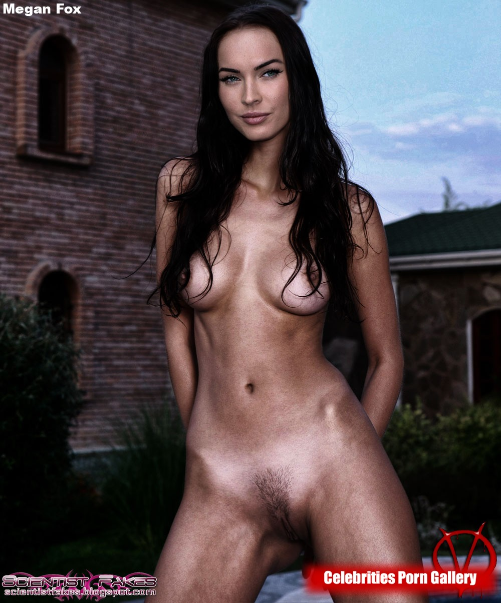 Megan Fox Nipples