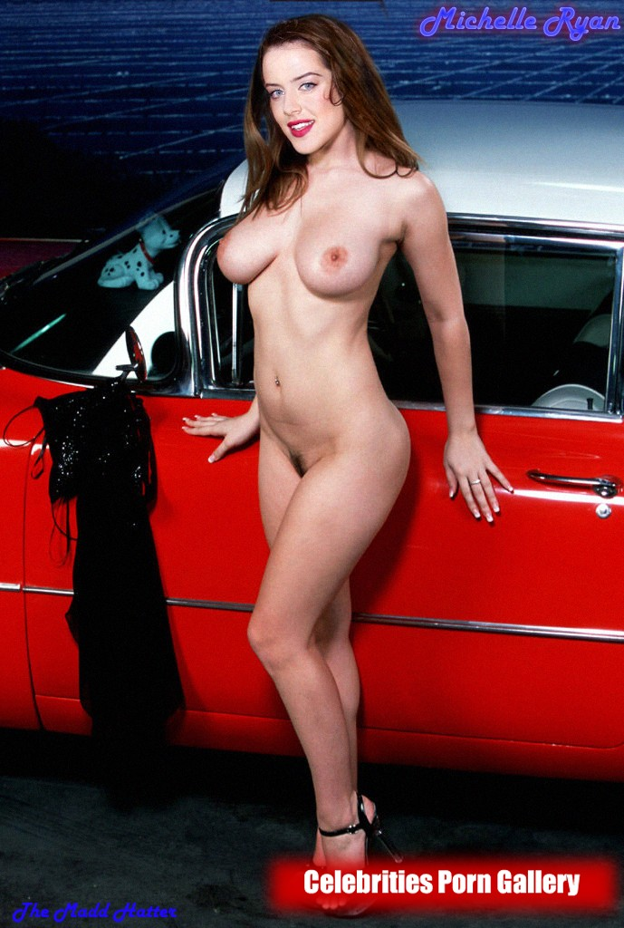 Michelle Ryan Celebrity Nudes