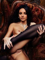 Mila Kunis Naked Celebrity Pics