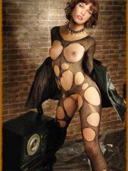 Milla Jovovich Best Celebrity Nude image 14