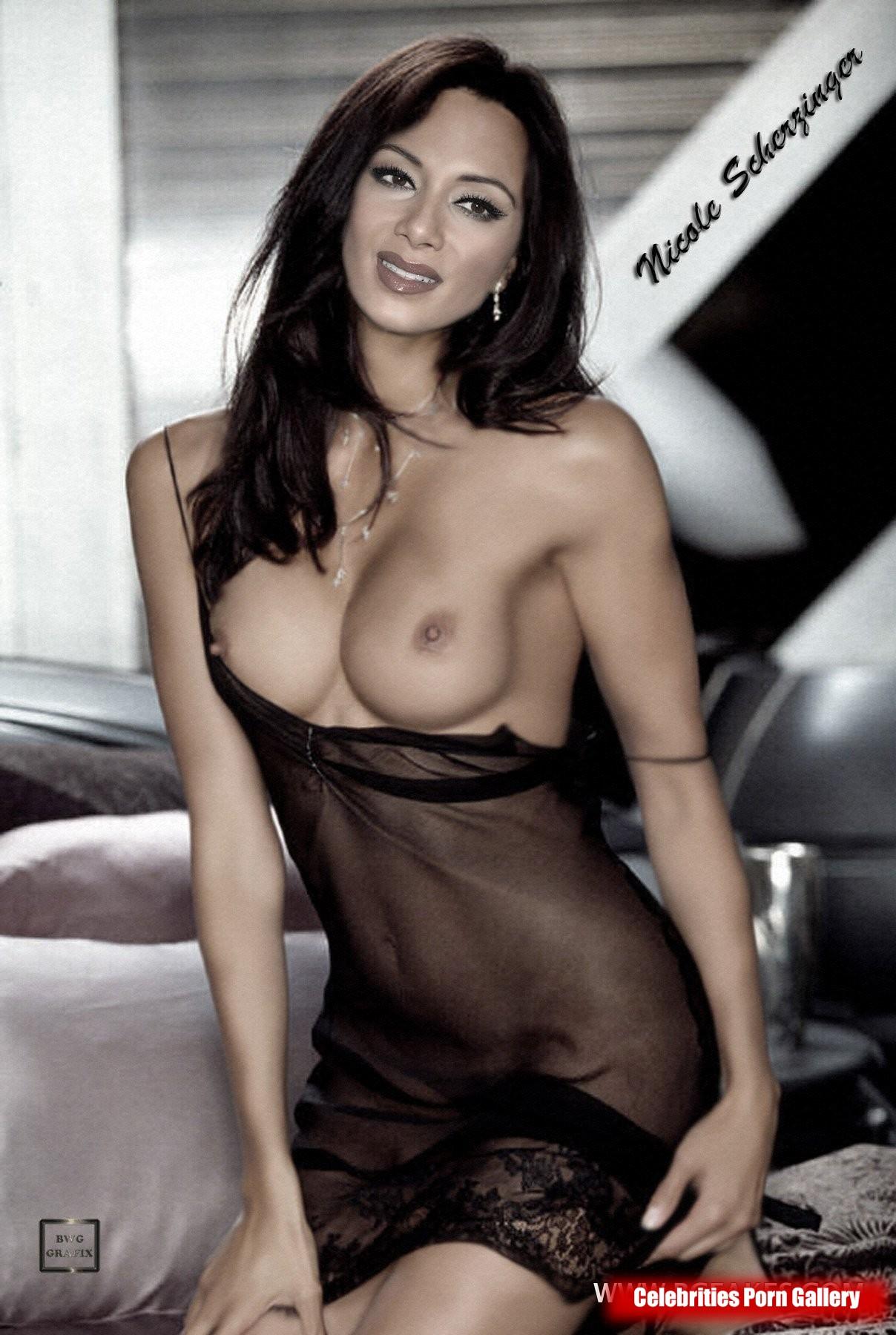 Nicole scherzinger sex
