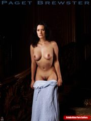 Paget Brewster Celebrity Leaked Nude Photos