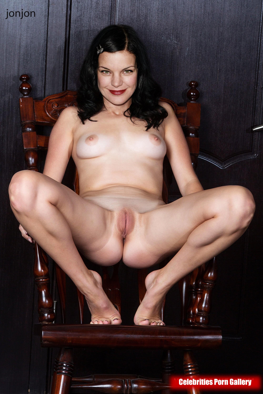 Porn nude pauley perrette