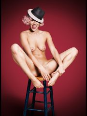 Pink Nude Celebrity Pictures