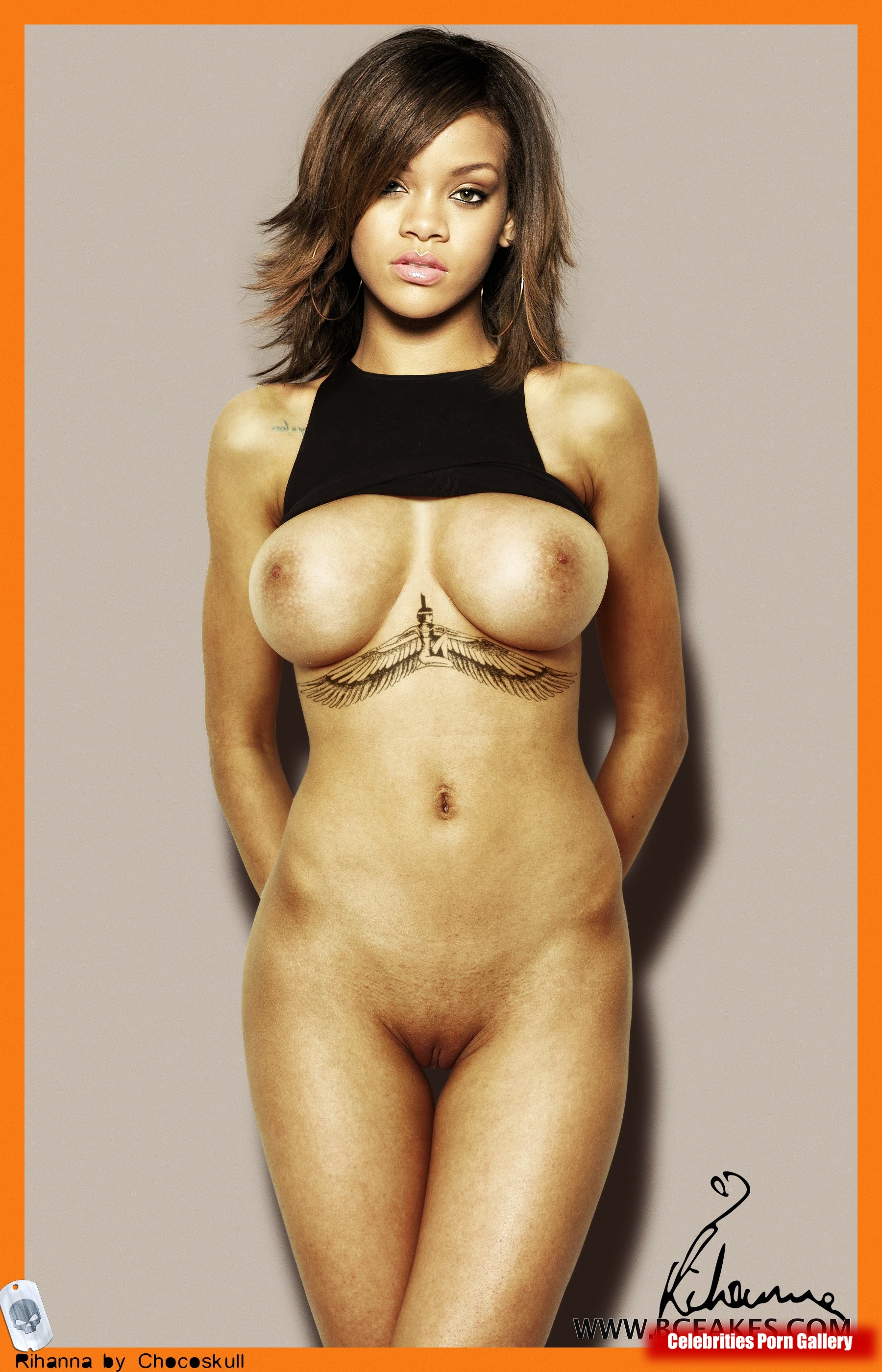 Rihanna Nudes Pics free nude celeb pics