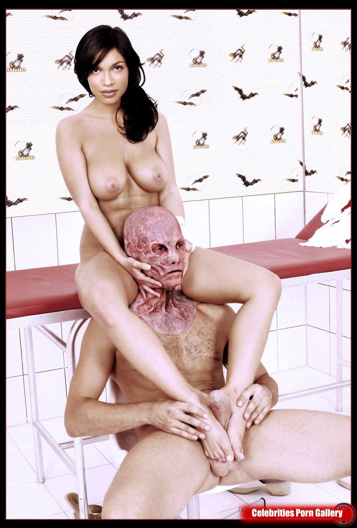 Rosario dawson full nude