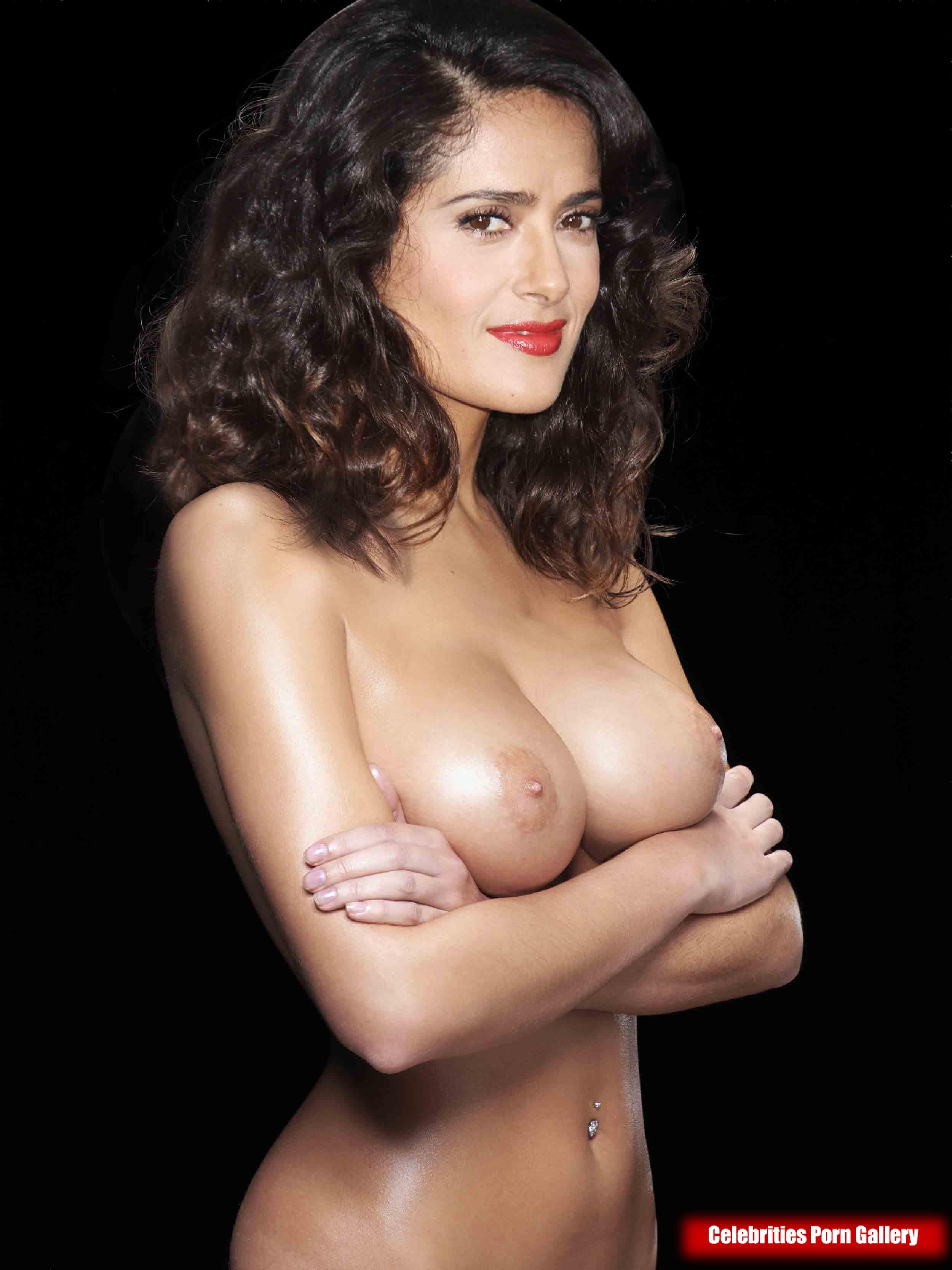 Free naked salma hayek