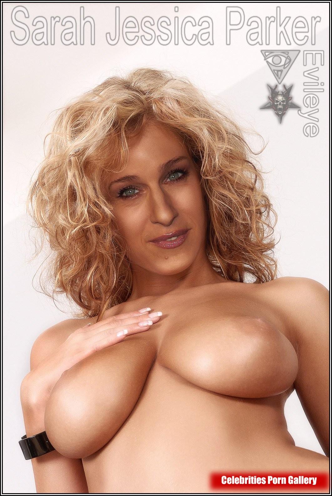 Sarah Jessica Parker Nude Photos