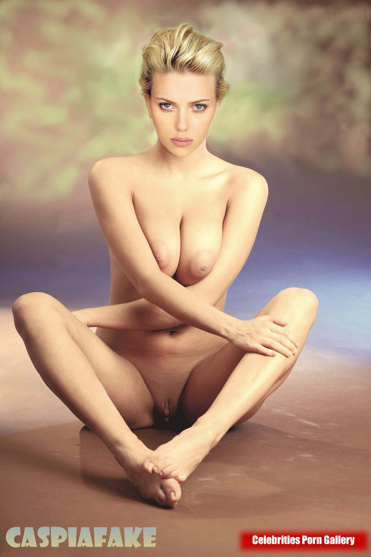 Scarlett Johansson Nude Vid