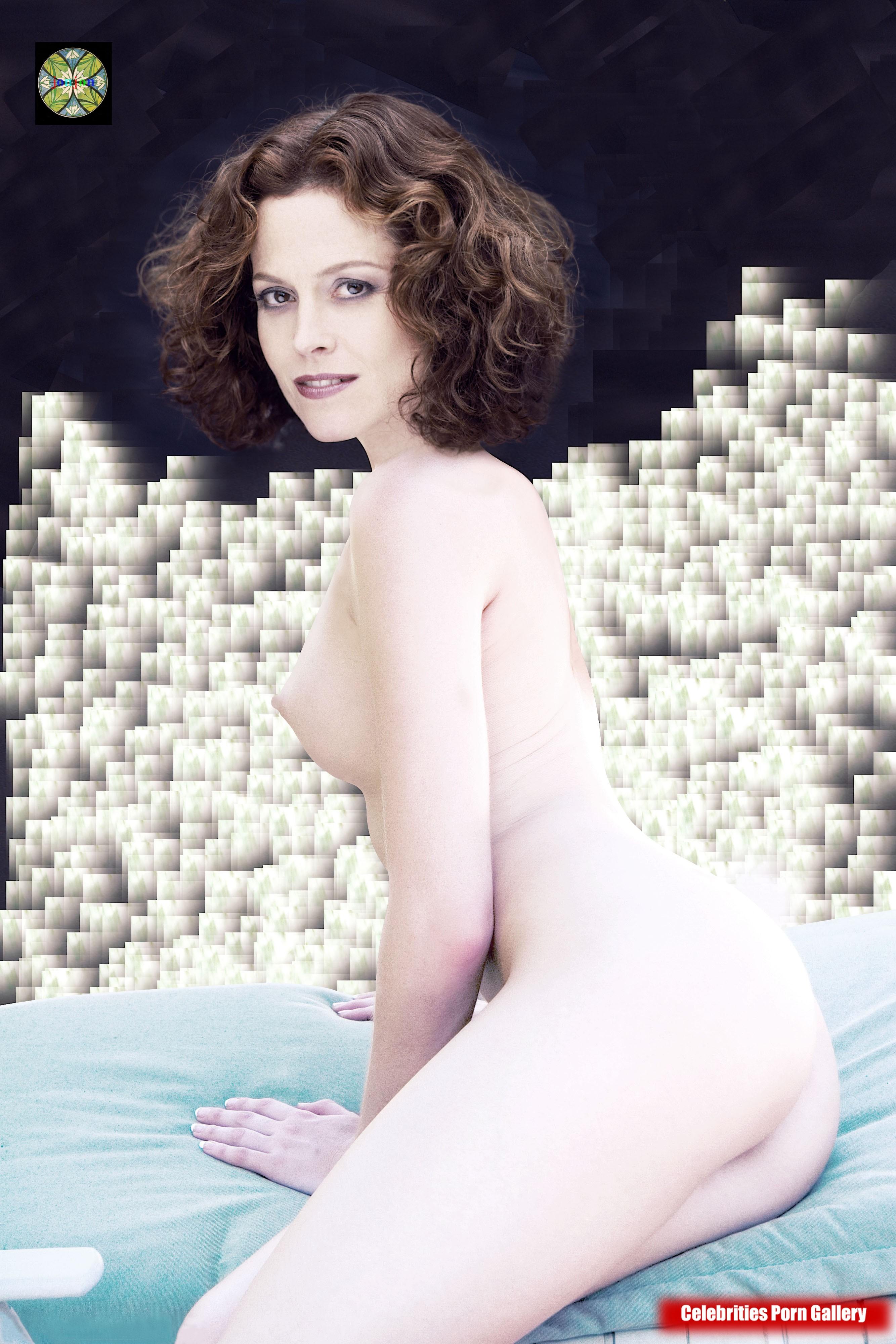 Sigourney Weaver Nude Movies